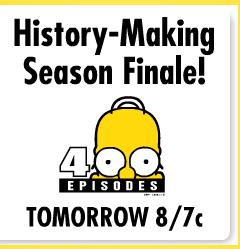 400 Simpsons